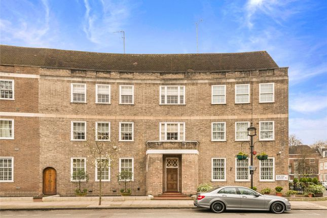 Thumbnail End terrace house for sale in Hyde Park Crescent, Hyde Park Estate, London