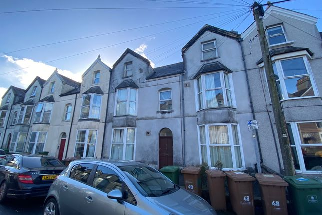 1 bed flat for sale in Headland Park, North Hill, Plymouth PL4