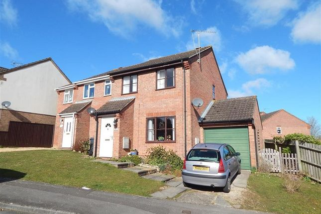 3 bed semi-detached house to rent in Ramleaze Drive, Fugglestone Red, Salisbury SP2