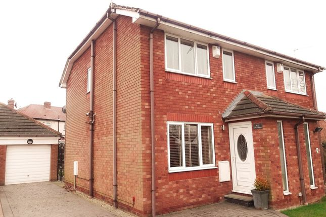 Thumbnail Semi-detached house to rent in Clifton Avenue, Stanley, Wakefield