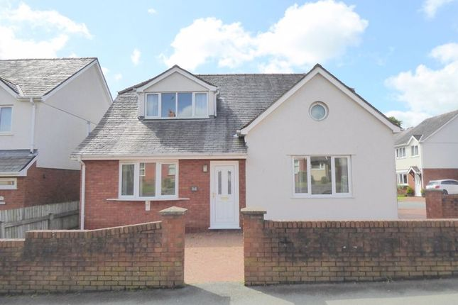 Thumbnail Detached house for sale in Penchwintan Road, Bangor