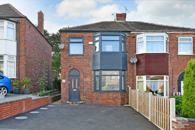 3 bed semi-detached house for sale in Seagrave Crescent, Gleadless S12