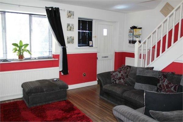 Thumbnail Semi-detached house for sale in Felstead, Skelmersdale, Lancashire