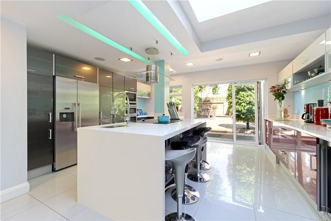 Thumbnail Property to rent in Bassein Park Road, London