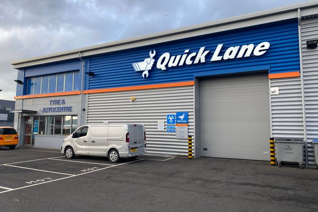 Thumbnail Industrial to let in Unit 12 Trade City Reading, Sentinel End, Reading