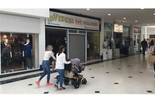 Thumbnail Retail premises to let in Unit 53, Wulfrun Centre, 6, Cleveland Street, Wolverhampton, West Midlands