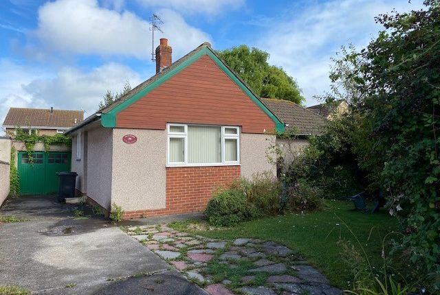 Thumbnail Detached bungalow for sale in Ebdon Road, Worle, Weston-Super-Mare, North Somerset