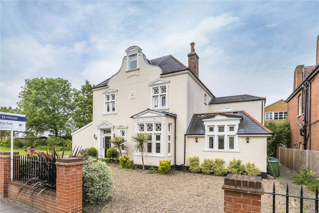 Thumbnail Flat for sale in Cranes Park, Surbiton