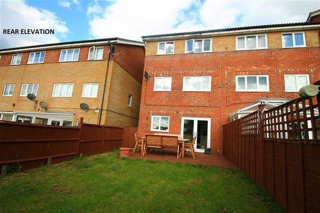 Thumbnail Semi-detached house for sale in Bunting Close, St Leonards-On-Sea, East Sussex
