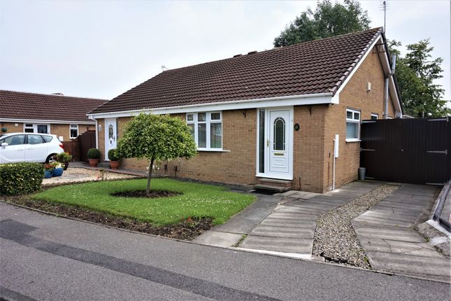 Semi-detached bungalow for sale in Marley Close, Elm Tree, Stockton-On-Tees