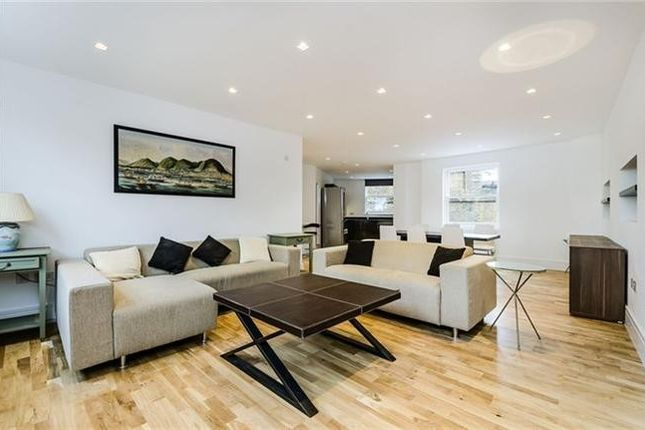 Thumbnail Flat to rent in New Kings Road, Putney Bridge, London