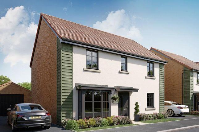 "Thumbnail Detached house for sale in ""Bradgate"" at Bearscroft Lane, London Road, Godmanchester, Huntingdon"