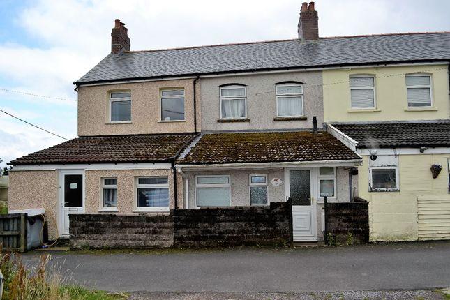 Thumbnail Terraced house to rent in Gladstone Terrace, Varteg, Pontypool