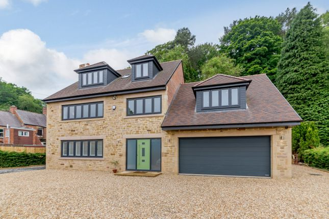 Thumbnail Detached house for sale in Challoners Gardens, Morpeth, Northumberland
