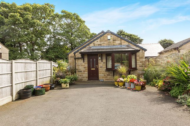 Thumbnail Bungalow for sale in Noggin Cottage Rushycroft, Mottram, Hyde
