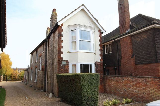 Thumbnail Detached house to rent in The Walks East, Huntingdon