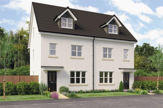 """Thumbnail Semi-detached house for sale in """"Rolland"""" at Croston Road, Farington Moss, Leyland"""