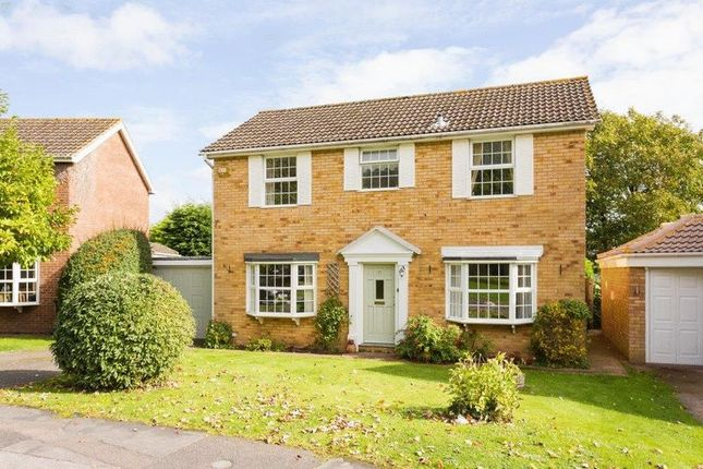 Thumbnail Detached house for sale in Ford Way, Downley, High Wycombe