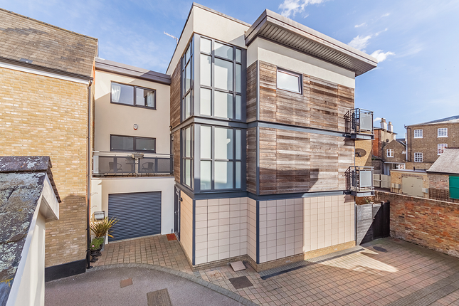 Thumbnail Semi-detached house for sale in Bridwell Mews, Railway Street, Hertford