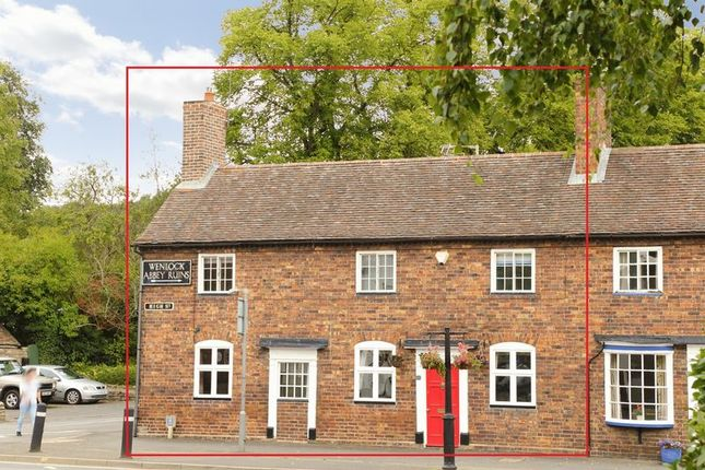 Thumbnail Terraced house for sale in High Street, Much Wenlock