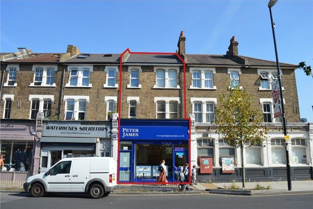Thumbnail Land for sale in Brockley Road, London