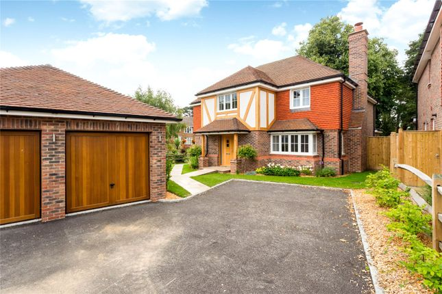 Thumbnail Detached house for sale in Ham Manor Private Estate, West Drive, Angmering, Littlehampton