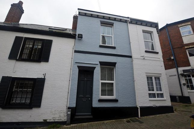Thumbnail Terraced house to rent in Tower Street, Exmouth, Devon