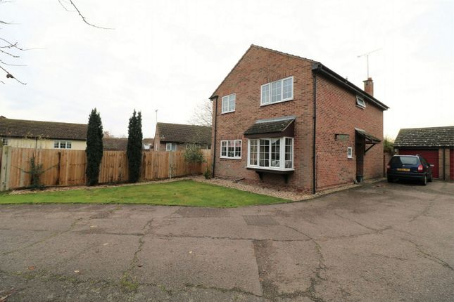 Thumbnail Detached house for sale in Barr Close, Wivenhoe, Essex
