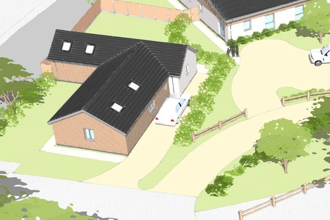 Thumbnail Barn conversion for sale in Morley Road, Moulton St. Mary, Norwich