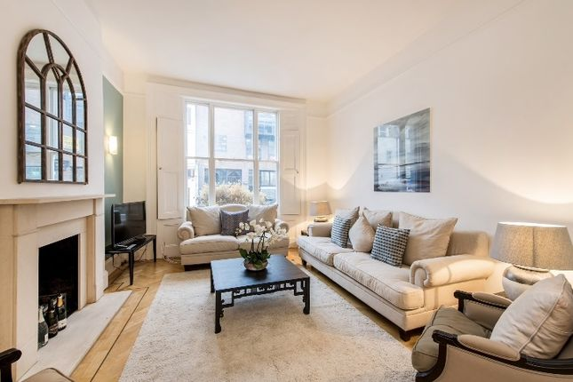 Thumbnail Terraced house to rent in Hollywood Road, London