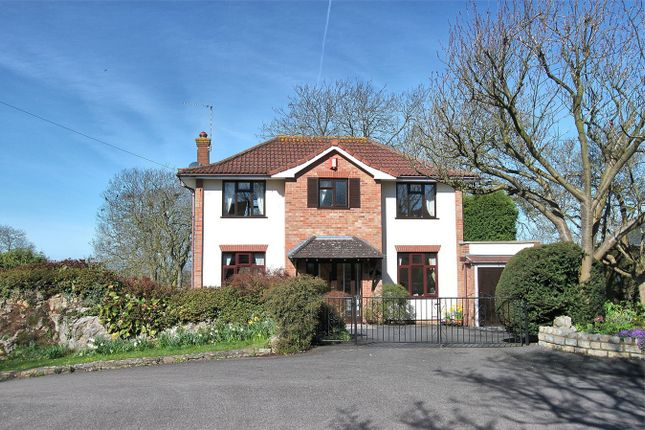 Thumbnail Detached house for sale in Old Aust Road, Almondsbury, Bristol