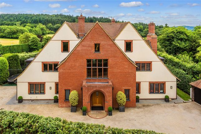 Thumbnail Detached house for sale in Warwicks Bench Lane, Guildford, Surrey