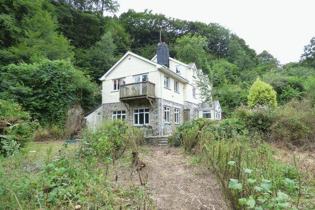 Thumbnail Detached house for sale in Calstock Road, Gunnislake