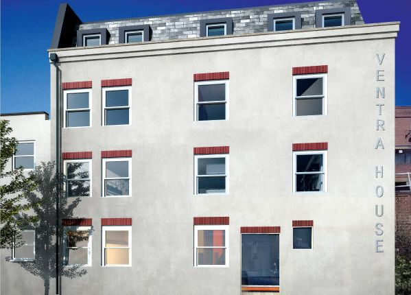 Thumbnail Block of flats for sale in Ventra House, 50 Palmerston Road, Kilburn