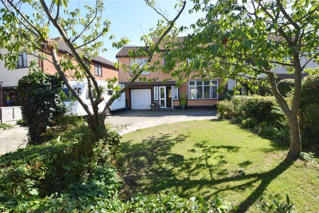 Thumbnail Semi-detached house for sale in Rebels Lane, Great Wakering, Southend-On-Sea, Essex