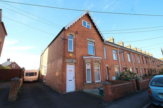 Thumbnail Terraced house for sale in Norbins Road, Glastonbury