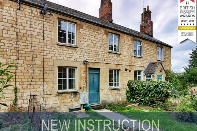 Thumbnail Terraced house to rent in Lewis Lane, Cirencester