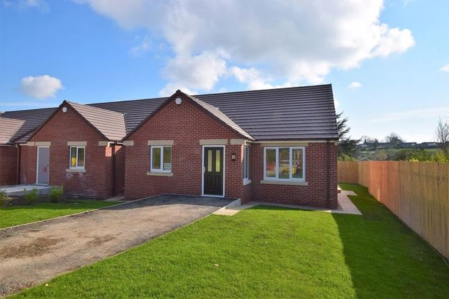 Thumbnail Detached bungalow for sale in Clay Fields View, Clay Cross, Chesterfield