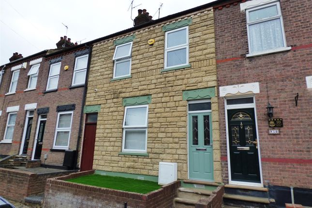 Thumbnail Terraced house for sale in St. Pauls Road, Luton