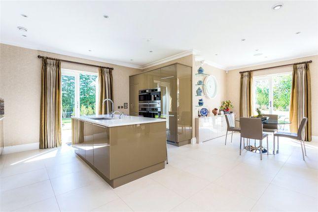 Breakfast Room of Kingswood Warren Park, Woodland Way, Tadworth, Surrey KT20