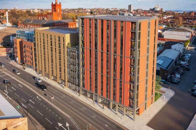 Thumbnail Flat for sale in Baltic Triangle Buy To Let, Upper Parliament Street, Liverpool