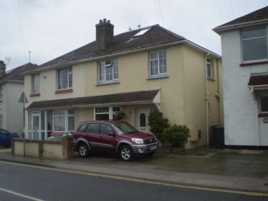 Thumbnail Semi-detached house to rent in Old Torquay Road, Paignton