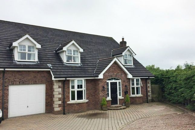 Thumbnail Detached house for sale in Old Lurgan Road, Portadown, Craigavon, County Armagh