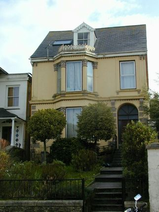 Thumbnail Flat to rent in Bar Terrace, Falmouth