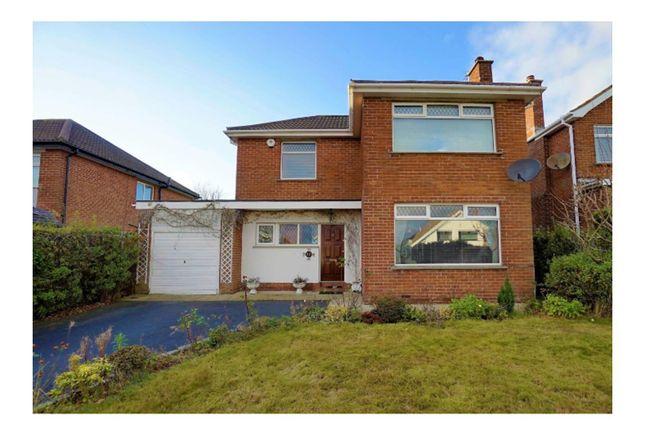 Thumbnail Detached house for sale in Grange Avenue, Bangor