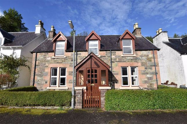 Thumbnail Detached house for sale in Lochcarron, Strathcarron, Ross-Shire