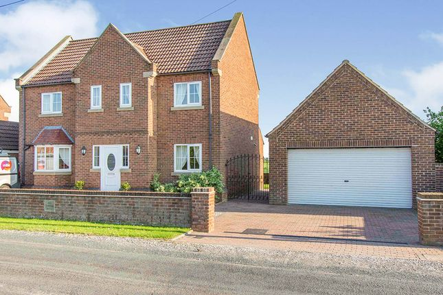 Thumbnail Detached house for sale in West Street, West Butterwick, Scunthorpe, Lincolnshire
