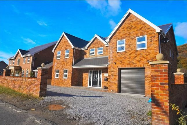 Thumbnail Detached house for sale in Tonmawr Road, Tonmawr, Port Talbot, West Glamorgan