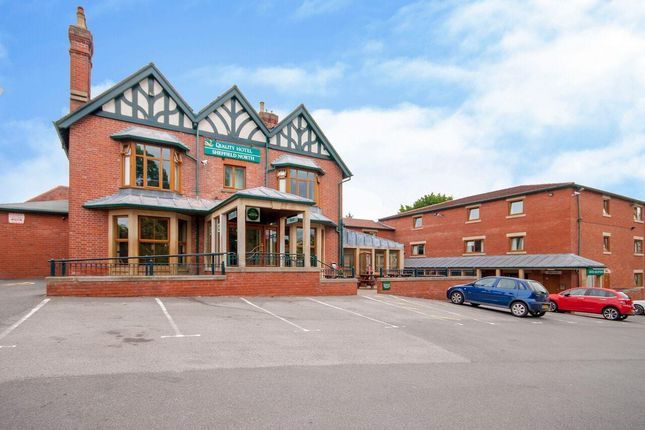 Thumbnail Hotel/guest house for sale in Quality Hotel Sheffield North, Lane End, Chapel Town, Sheffield, South Yorkshire
