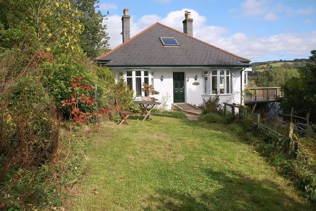 Thumbnail Detached bungalow for sale in Restormel Road, Lostwithiel